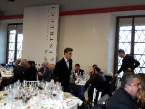La scuola alberghiera di Orvieto partecipa al taglio del nastro dell'Accademia di Alta Formazione Intrecci