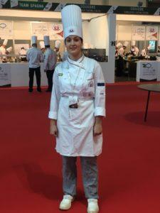 Chef emergenti: Consuelo Caiello