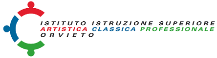 Istituto Istruzione Superiore Artistica Classica Professionale Logo