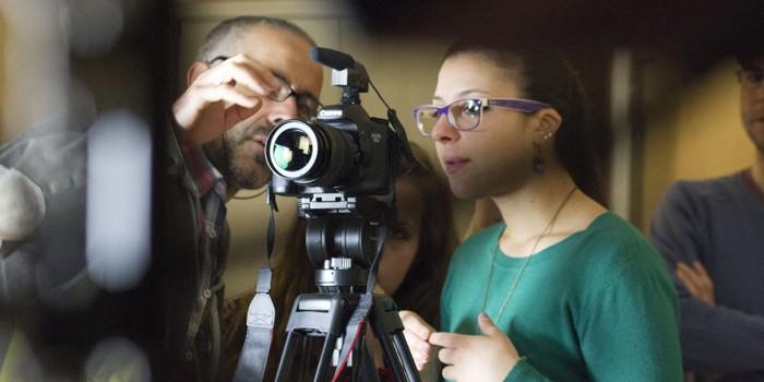 Liceo Artistico: audivisivo e multimediale