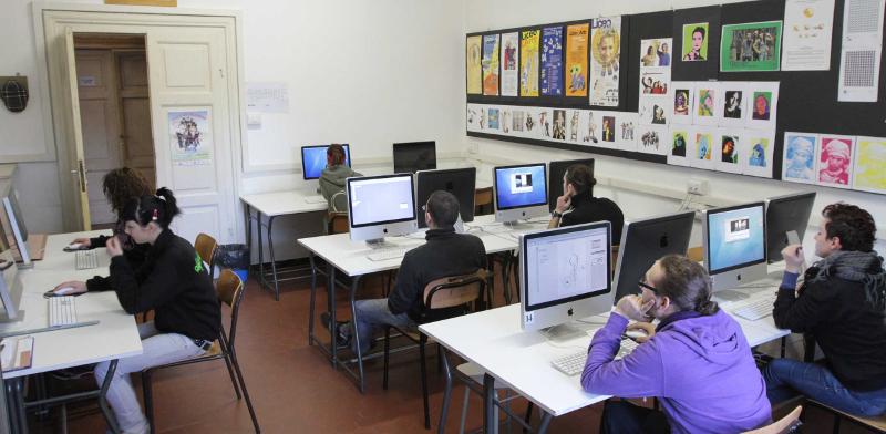 Liceo Artistico: grafica